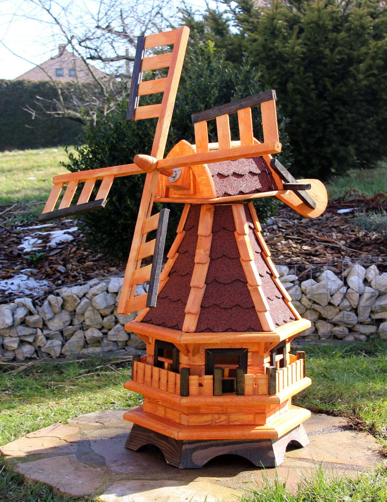 Mulino, Mulini a vento con illuminazione solare TIPO 17