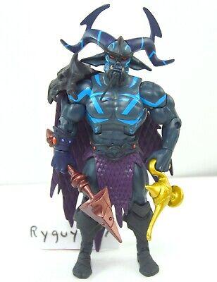 MOTUC, Prahvus, complete, figure, Masters of the Universe Classics, He-Man, lamp