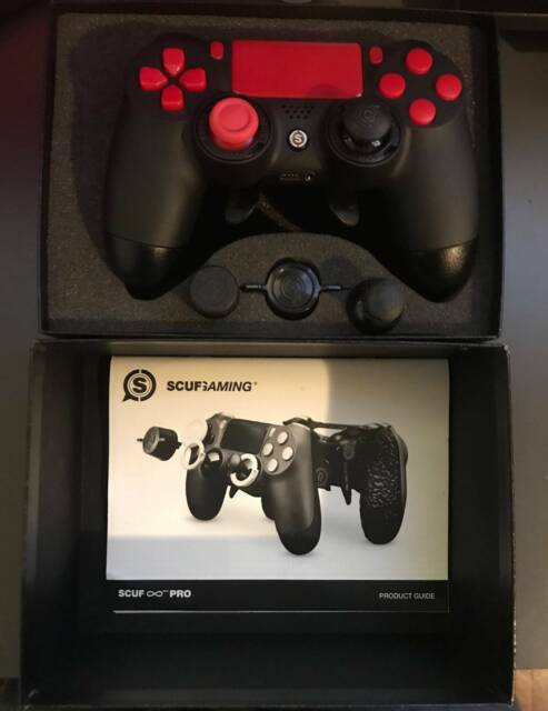 SCUF INFINITY4PS PRO PS4 | Playstation | Gumtree Australia
