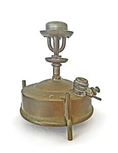 Vintage Made in Sweden Rare Brass PRINCE No 105 Primus Stove Burner from 30s-50s