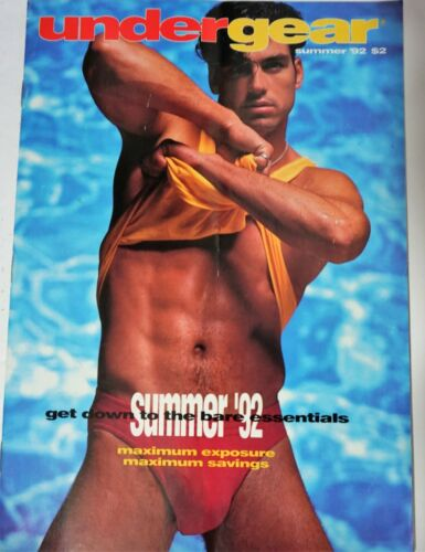 Vintage Undergear Catalog SUMMER 1992 (COLLECTOR