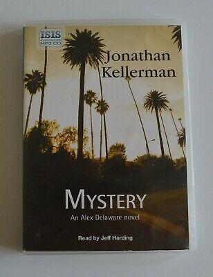 Mystery - by Jonathan Kellerman - MP3CD - Unabridged Audiobook