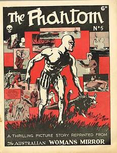 Phantom Original Issue 5 from Australian Woman's Mirror Tallai Gold Coast City Preview
