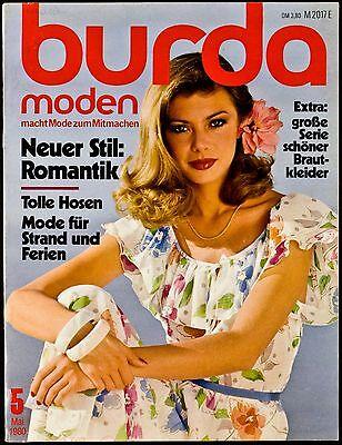Burda Moden 05.1980