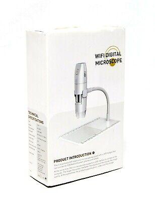 Wifi Usb Digital Microscope 1080p Hd 2mp Camera 50x To 1000x Led Endoscope