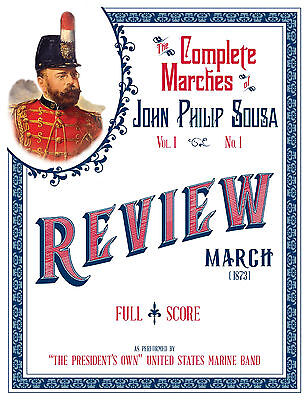 USMC The President's Own Complete Marches of John Philip Sousa Vol 1-3 Audio CDs for sale  Shipping to India