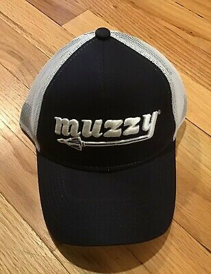New!! Muzzy Broadheads Adjustable Hat for Deer Hunting Bow and Arrow Hunters