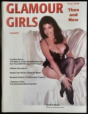 2000 Best of Glamour Girls Then & Now Photographer Bunny Yeager Cynthia