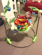 Fisher price rainforest jumperoo Rhodes Canada Bay Area Preview