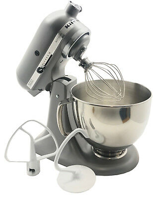 KitchenAid RK150SL 5Quart Artisan Seried Tilt-Head Stand Mixer - Silver