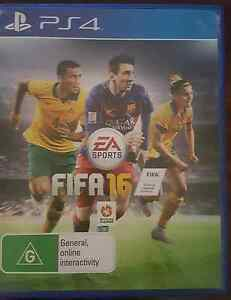 FIFA 16 PS4 Yamanto Ipswich City Preview