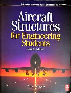 T.H.G Megson-Aircraft Structures for Engineering Students 4th ED Maroubra Eastern Suburbs Preview