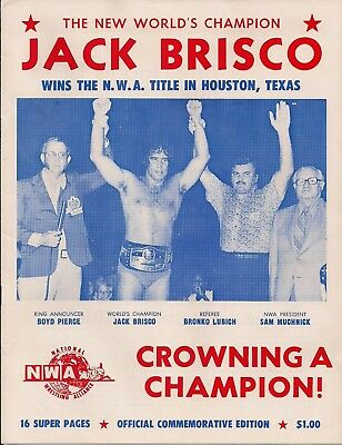 WRESTLING LEGENDS - JACK BRISCO  VOLS 1-14