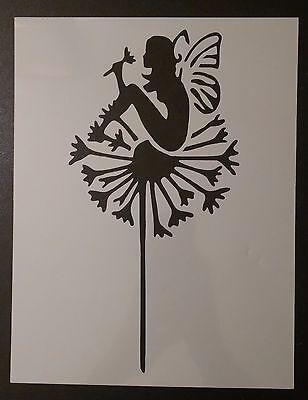 Fairy Fairie Dandelion Wish 8.5