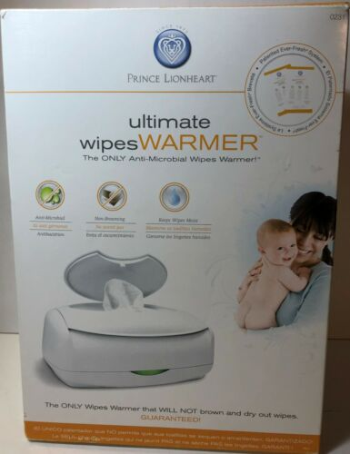 Prince Lionheart Ultimate Anti-microbial Wipes Warmer Baby Care Health & Beauty