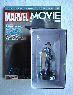 MARVEL MOVIE COLLECTION EAGLEMOSS N. 82 - Figurine ARNIM ZOLA (Captain America)