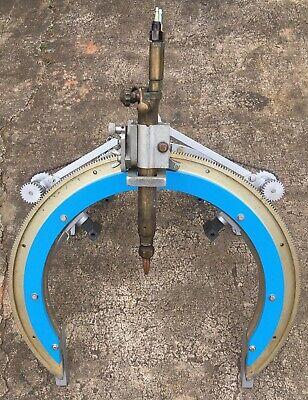 Hm 2c-20 H20 Hm03 14 To 20 Pipe Beveling Machine Bevel Beveler Weld Mathey