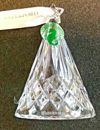 Waterford Crystal Mini Christmas Tree 2019 Ornament 40035464