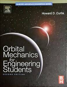 Howard D.Curtis-Orbital Mechanics for Engineering Students 2nd ED Maroubra Eastern Suburbs Preview