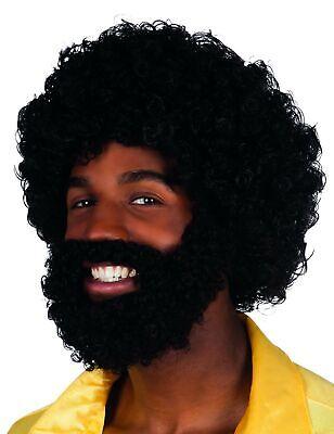 Perücke Mambo mit Bart und Schnurrbart - Perücke Und Schnurrbart