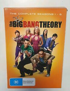 The BIG BANG Theory Seasons 1-5