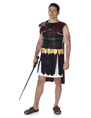 Römischer Soldat Gladiator Kostüm für Herren Cod.234105 (Soldat-kostüm Für Herren)