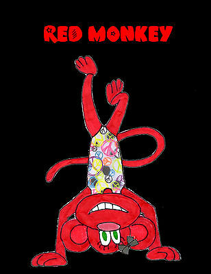 Red Monkey Gear