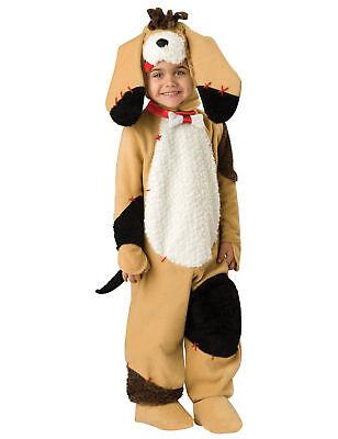 Welpen Hund Kostüme Für Kinder (Hundewelpen-Kostüm für Kinder - Deluxe Cod.230960)