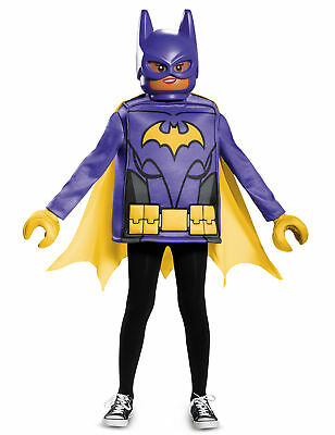 Batgirl The LEGO Movie® Kinder-Kostüm - Lego Kostüm Kinder