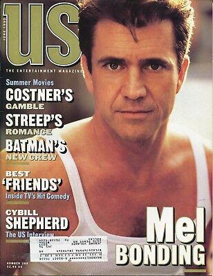 Us Magazine   June 1995 6 95   Mel Gibson Viggo Mortensen Cybill Shepherd E 3 1