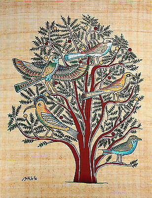Egyptian Papyrus - Hand Made - 9