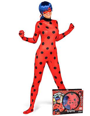 Lady Bug Miraculous Kostüm für Erwachsene Cod.309356