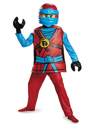 Nya Ninjago Kostüm für Kinder von Lego® (Nya Ninjago Kostüme)