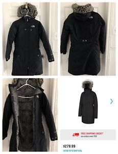 Women's The North Face Arctic Down Winter Parka