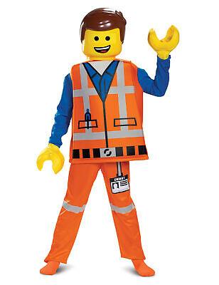 as große Lego 2-Abenteuer bunt Cod.319410 (Emmet Lego-kostüm)