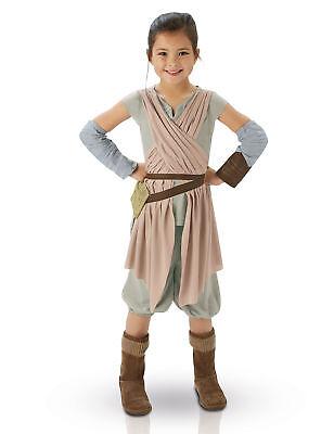 Rey Kostüm für Mädchen - Star Wars VII - Star Wars Kostüme Für Mädchen