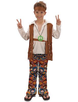 Hippie-Kostüm für Jungen (Hippie Kostüme Für Jungen)