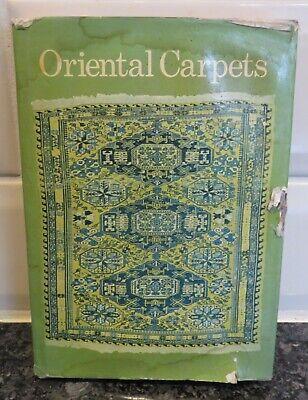 Rare Vintage Oriental Carpets Book