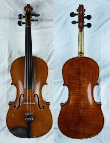 Early 20th Century 3/4 size violin.