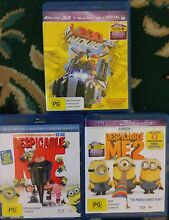 3 Great Kids Films on Blu-Ray Dulwich Hill Marrickville Area Preview