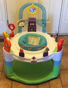 LITTLE TIKES EXERSAUCER