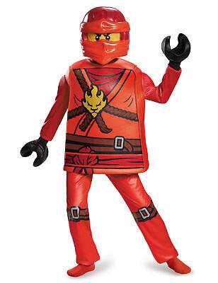 - Ninjago Kai Kostüm
