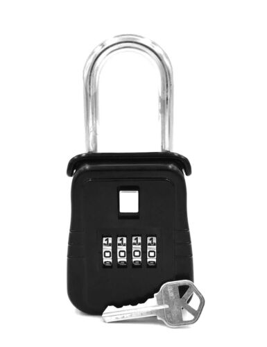 Key Lock Box for Realtor, Real Estate (REO) - Door Hanger