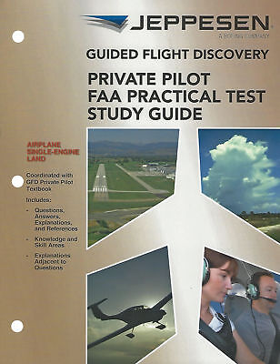 Jeppesen Private Pilot Practical Test Study Guide - 10001390-001 ()