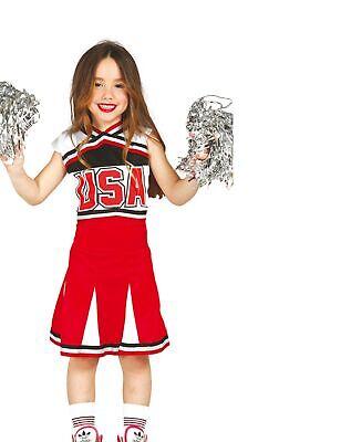 Kostüm Cheerleader für Kinder - Cheerleader Kostüme Für Kinder