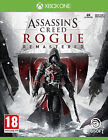 Assassin's Creed: Rogue Video Games