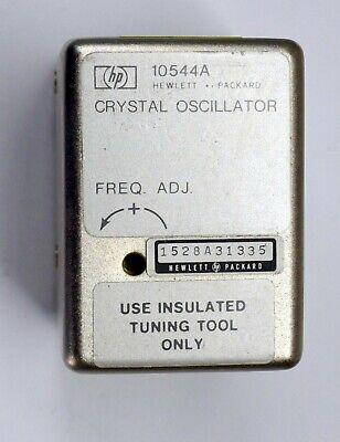 Hp Agilent 10544a 10 Mhz Precision Quartz Crystal Oscillator -tested