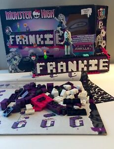 Monster High - Mega Block - Lettres