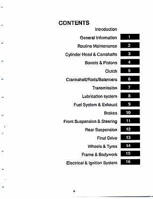 ::Triumph service manual 2004, 2005, 2006, 2007, 2008 Thruxton & Scrambler
