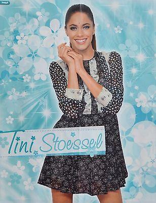 MARTINA STOESSEL - A2 Poster (XL - 42 x 55 cm)- Violetta Tini Clippings Sammlung